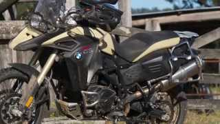 4. BMW F 800 GS Adventure