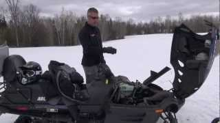 10. How to start your Arctic Cat if the pull chord breaks!  PowerModz!