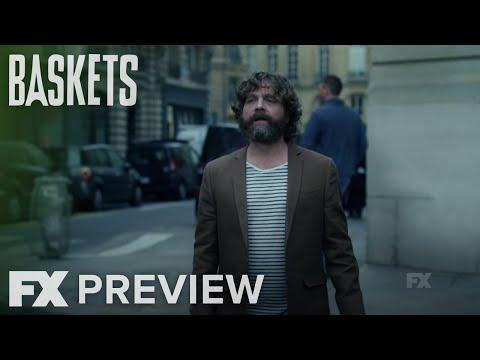 Baskets Season 2 Teaser 'Turtle'