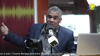 Holi Matos comenta situación que afronta el hospital Provincial Dr. Ricardo Limardo en Puerto Plata