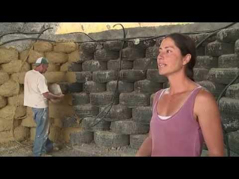 Colombia   igloo  eco friendly costruiti con gli pneumatici