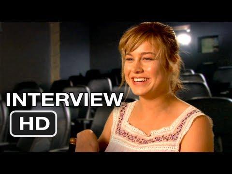 21 Jump Street - Brie Larson Interview (2012) HD Movie