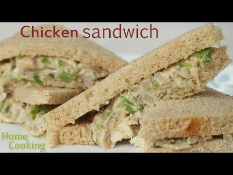 Chicken Sandwich | Ventuno Home Cooking