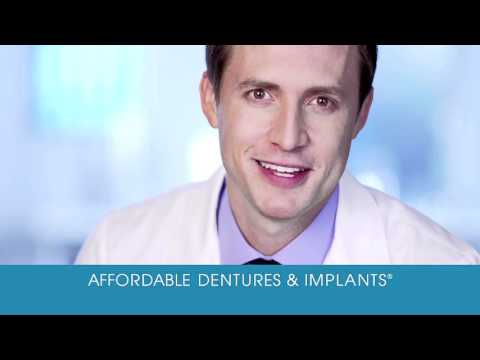 Affordable Dentures & Implants | What's The Affordable Difference?