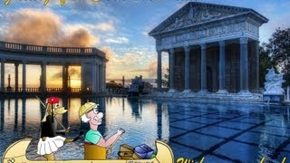 Eddie And Pikelets Visit Greece