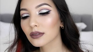 ♡ Don't forget to read the description :) ... Products Used: MAC - Soft Ocre Paint Pot Rimmel - Stay Matte Powder, Transparent Makeup Geek Eyeshadows - Corru...