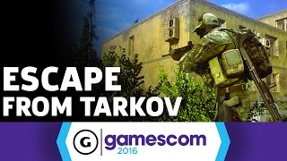 7 Minutes of Exclusive Gameplay: Escape From Tarkov by GameSpot