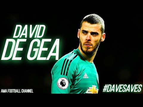 David De Gea ● The Superman In Golden Gloves ● INSANE Super Saves Show 2018/2019 So Far ● HD