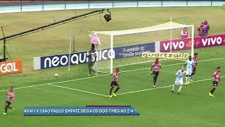 Jogando em casa, o Avaí teve um confronto com um adversário direto na briga contra o rebaixamento e deixou escapar uma...