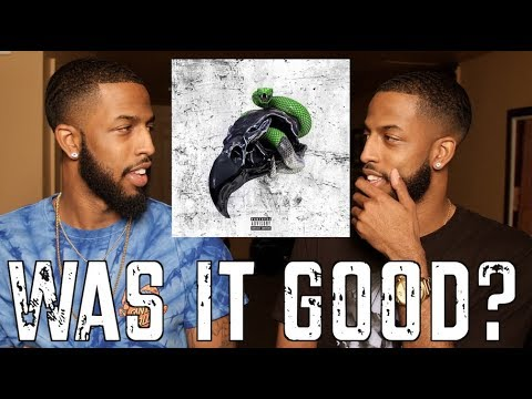 "FUTURE YOUNG THUG ""SUPER SLIMEY"" REVIEW AND REACTION #MALLORYBROS 4K"