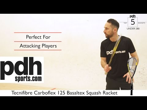 Best squash rackets of 2017 under £80 reviewed by PDHSports.com