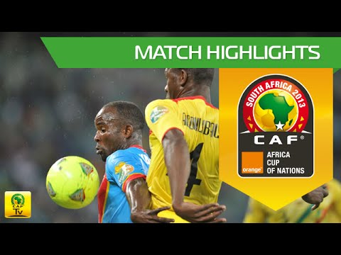 DR Congo- Mali | CAN Orange 2013 | 28.01.2013
