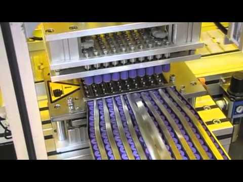Производство первых отечественных вакуумных пробирок UNIVAC