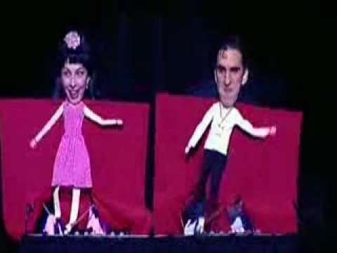 Shirley et Dino Les marionnettes by FrancoisGomezTV