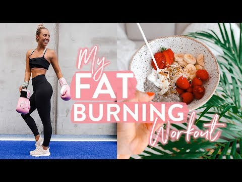 BEST Workout for FAT BURNING & Toning | Full Body Update + Boyfriend Prank Gone Wrong!