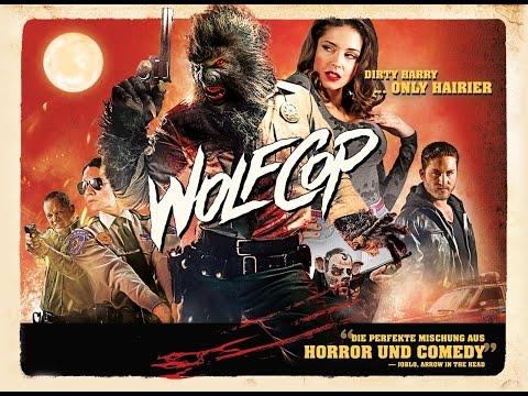 WolfCop(2014) Movie Review