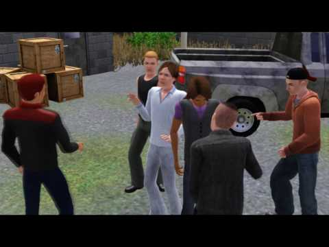 Sims 3 Machinima Bloopers Are Awesome