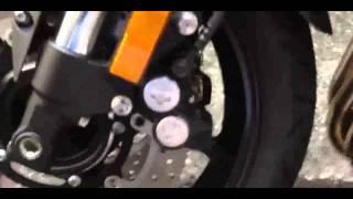 3. 2013 Yamaha Fz8