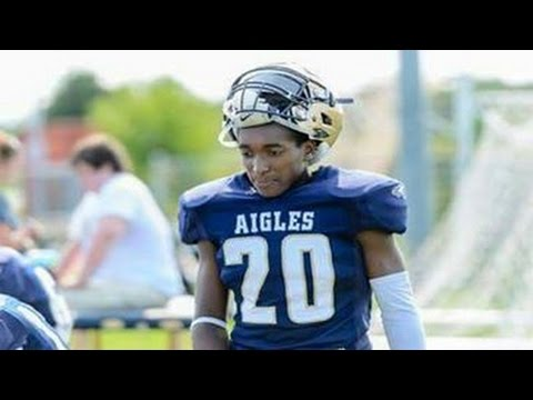 Christopher Cyril | Senior Year | Highlights 2015