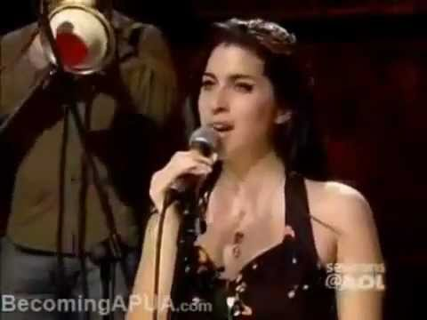 Amy Winehouse - I heard love is blind lyrics