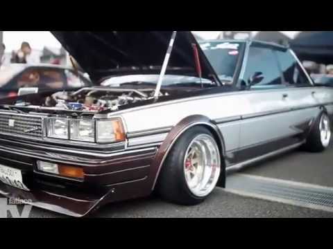 Fatlace TV   Slammed Society & Hellaflush Japan 2013