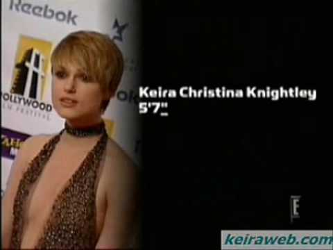 A Keira Knightley's special   part 1