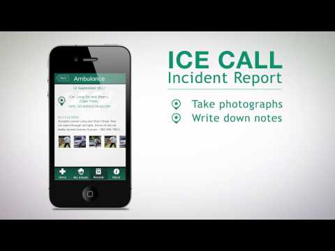 Video of Old Mutual ICE CALL