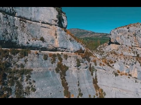 EVASIÓN TV: Ultra Trail Guara Somontano 2016