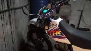 9. Yamaha TT-R 250 OE