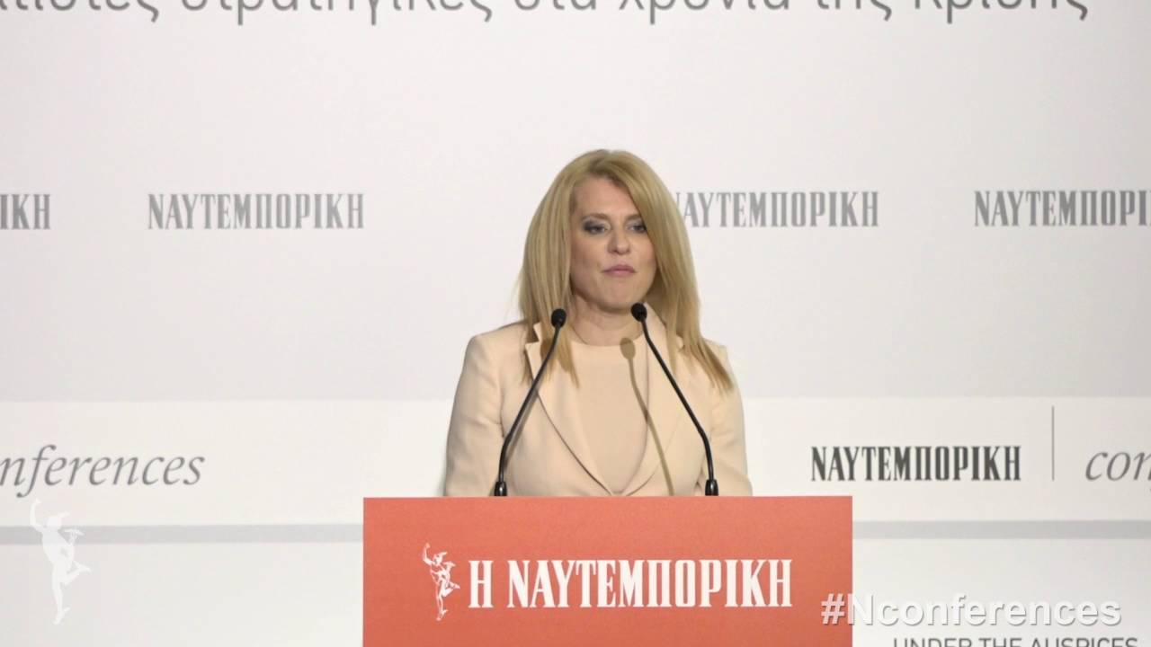 Θεοδώρα Εμμανουήλ Τζάκρη, Υφυπουργός Οικονομίας, Ανάπτυξης και Τουρισμού, Βουλευτής Πέλλας