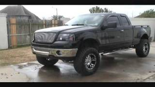 Lifted 2006 Ford F150