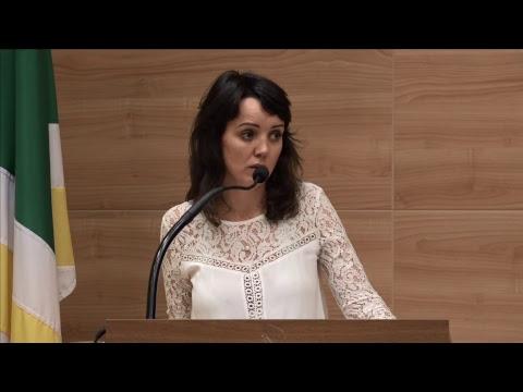 Sessão Ordinária e debate sobre sáude