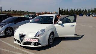 Oto-Park.Com | İstanbul Park (Alfa Romeo Giulietta 1.6 JTD)