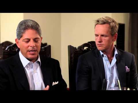 Bill Terlato and Luke Donald Talk Wine Prices