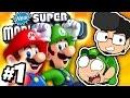 O Jogo Da Disc rdia New Super Mario Bros U 01