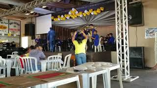 Banda Municipal na Festa de São José e São Sebastião 2019