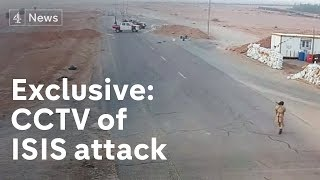 Video Exclusive: CCTV of Isis attack on Libya checkpoint MP3, 3GP, MP4, WEBM, AVI, FLV Juli 2018