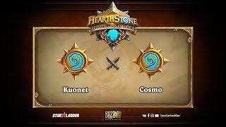 Cosmo vs Kuonet, game 1
