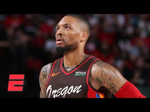 Reacting to the Nuggets eliminating the Blazers. What's next for Damian Lillard? | KJZ