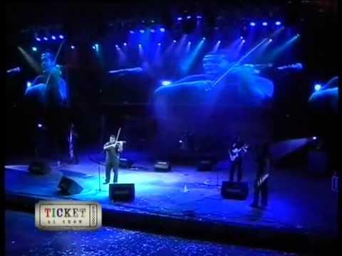 Ticket al Show - Peteco Carabajarl y Nestor Garnica - Salamanca - Santiago del Estero 2011