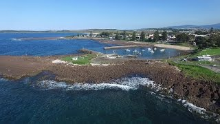 Shellharbour Australia  City new picture : Shellharbour, NSW South Coast - Aerial view