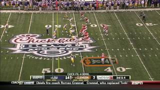 Andre Ellington vs LSU (2012 Bowl)