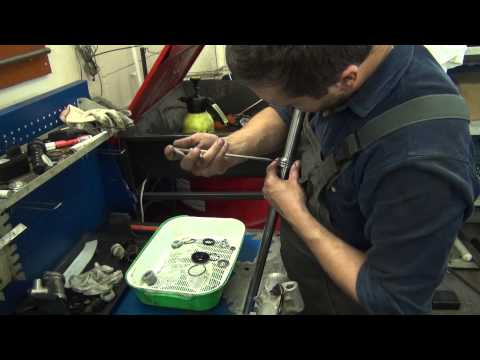 ремонт рулевой рейки форд мондео своими руками