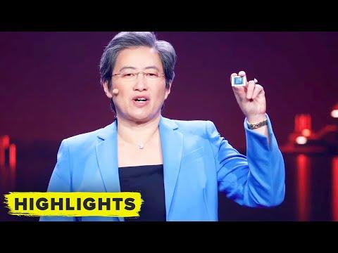 ALL of AMD's Ryzen 5000 series mobile processors! Full reveal