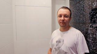 Потолок в ванной 2 м<sup>2</sup>