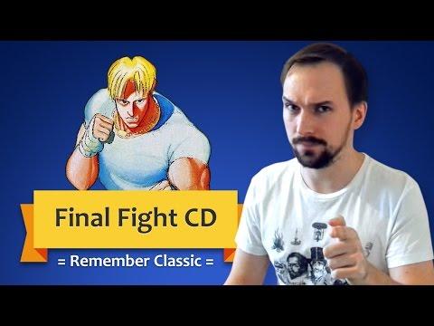RC: Final Fight CD (Sega Mega CD)