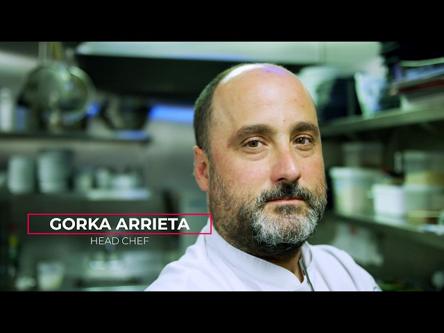 Gorka Arieta - Head Chef