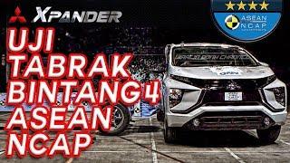 Video XPANDER CRASH TEST 4 STARS ASEAN NCAP 2018 - PHENOMENAL MPV FROM MITSUBISHI ! MP3, 3GP, MP4, WEBM, AVI, FLV Mei 2018