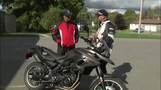 1. BMW F 700GS Motorcycle Experience Road Test