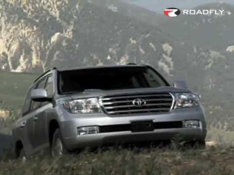 Roadfly.com – 2008 Toyota Land Cruiser Car Review